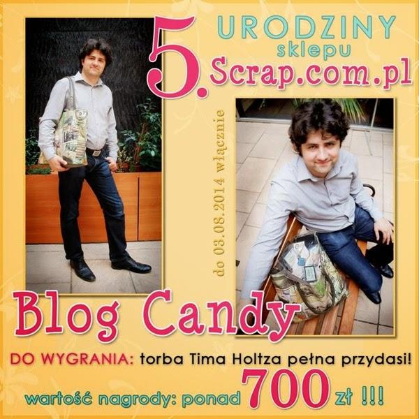5 urodziny Scrap.com.pl