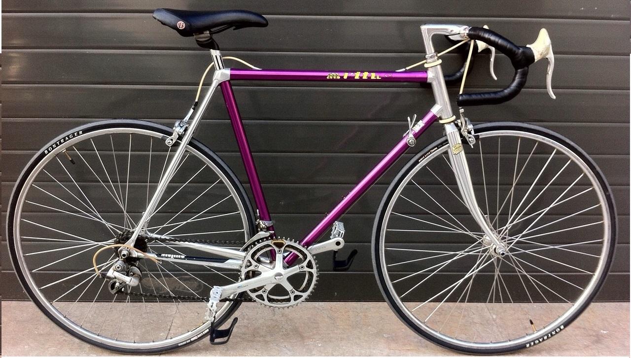 le vélo calme: Vitus 979 - Una historia larga
