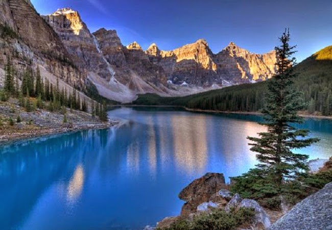 Valley of the Ten Peaks