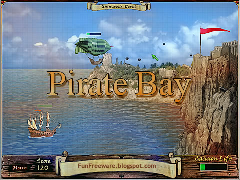 Free Shooter Game - Pirate Bay Screenshot Image