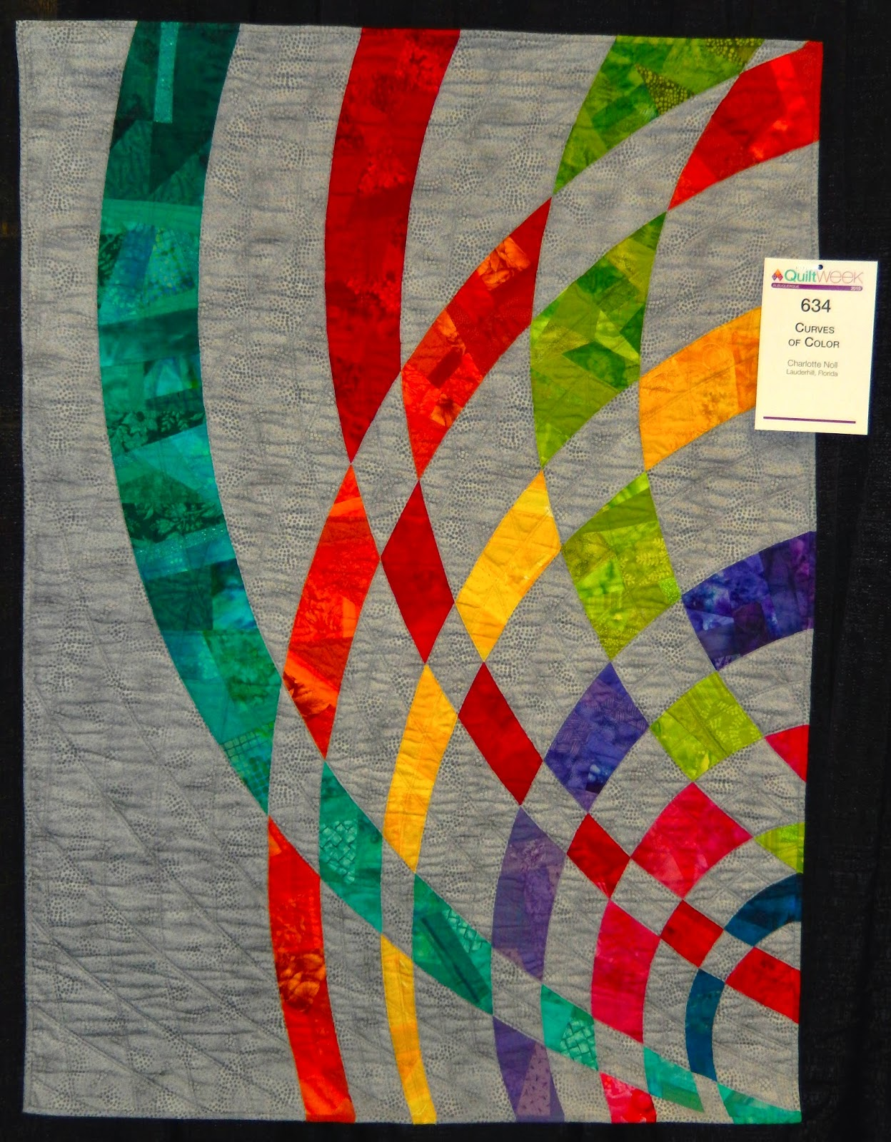 Quilting Mod : AQS in ABQ: Modern Quilts Part II : images of modern quilts - Adamdwight.com