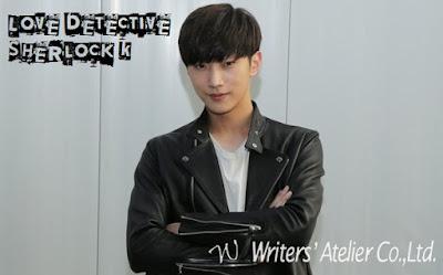 Biodata Pemain Drama Love Detective Sherlock K