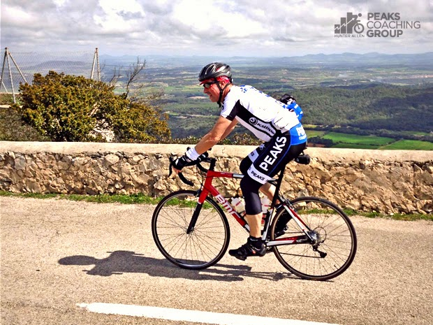 Peaks Coaching Group Cycling Racing Elevation Altitude