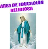 ÁREA DE EDUCACIÓN RELIGIOSA