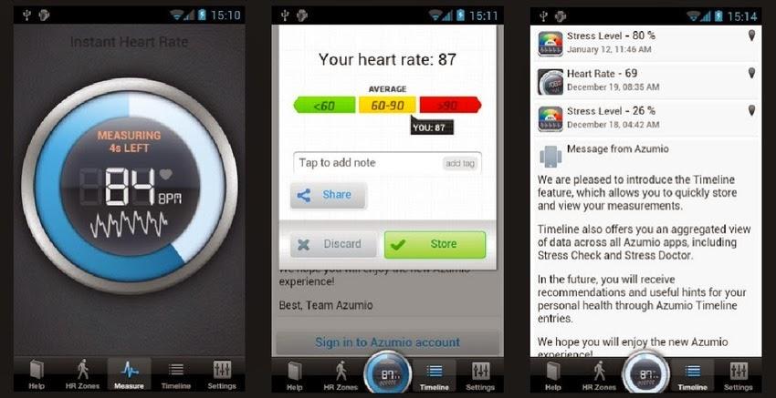 Heart Instan Rate