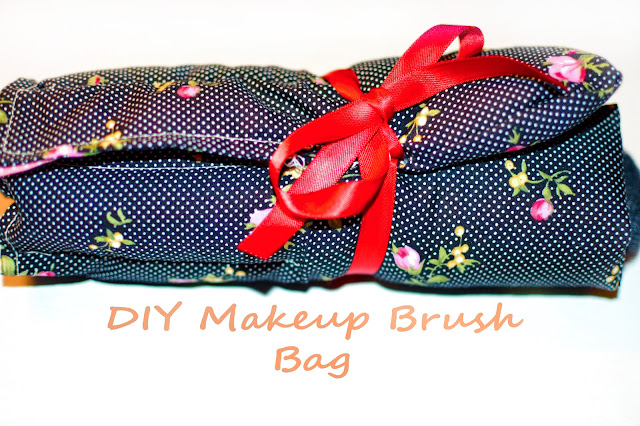 Quick and Easy Crafts: DIY Makeup Bag Tutorial