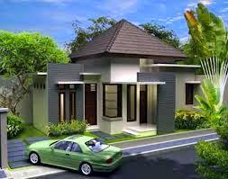 Tampilan mewah desain rumah minimalis 2