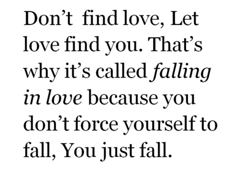quote, love, falling in love,