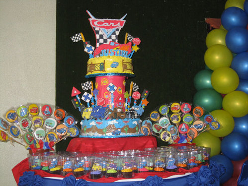 Goldilocks Cake Cars Design : chronicles of a teen mom: May 2011