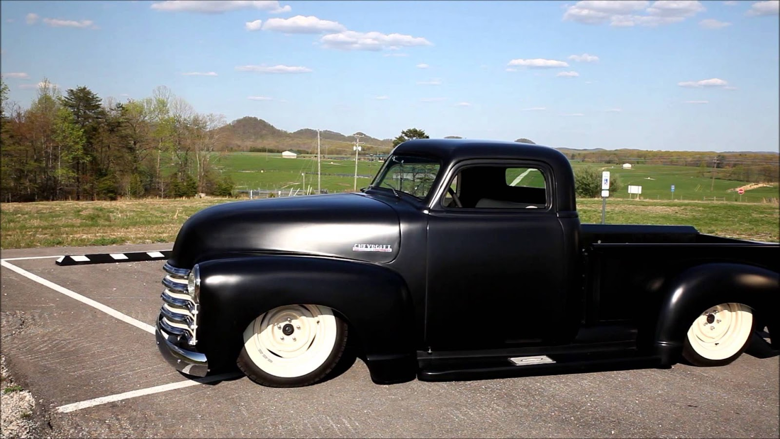 1950 Chevy Truck On S10 Frame For Sale EZ Chassis Swaps1949 chevy ...