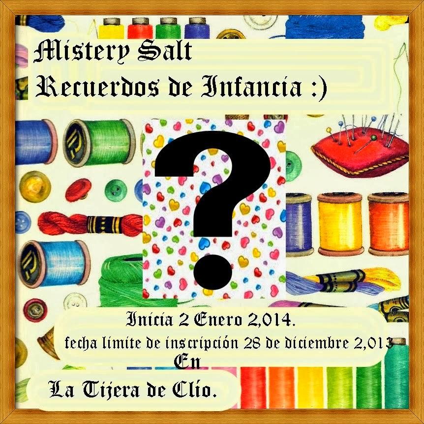 SAL MISTERY: RECUERDOS DE INFANCIA