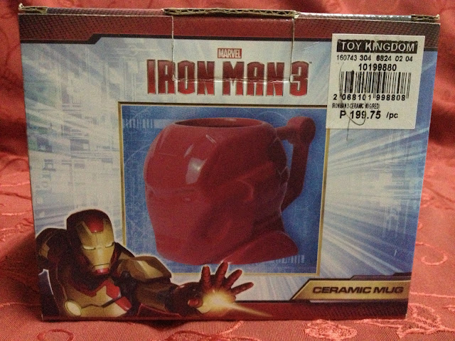 the Budget Fashion Seeker - Iron Man 3 Ceramic Mug P199.75 (Toy Kingdom) 2