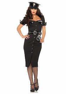 Disfraces de Halloween para Mujer, Policias y Militares, parte 2