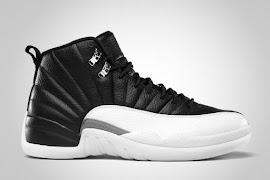 Shoe of the Month Mens: April 2012 AIR JORDAN 12 PLAYOFFS