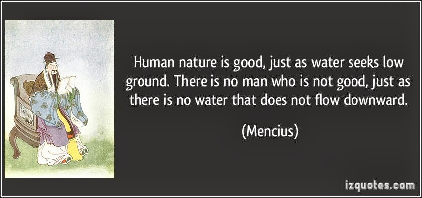 are humans good by nature