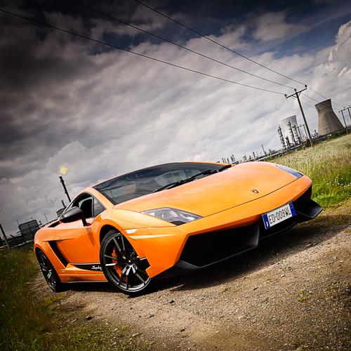 2011 Lamborghini Gallardo Exterior: David Queenan Photography: Lamborghini Gallardo Superleggera