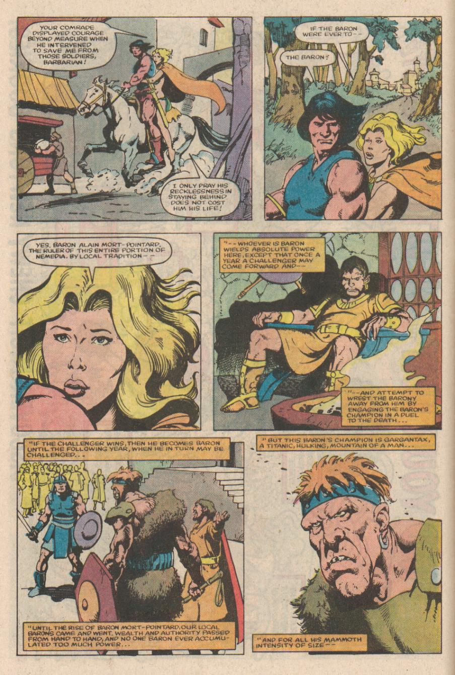 Conan the Barbarian (1970) Issue #166 #178 - English 6