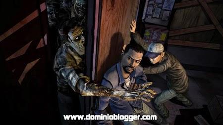 Juega The Walking Dead: Season One en tu teléfono movil