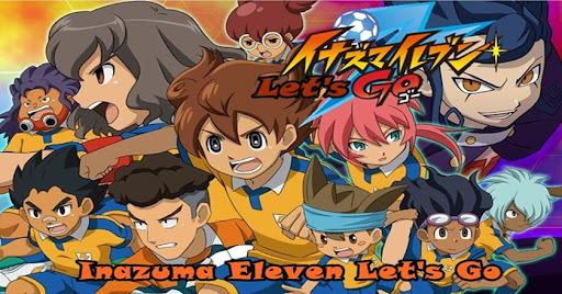Inazuma Eleven Let's Go