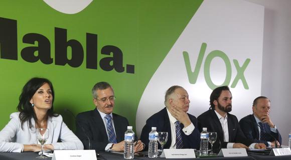 vox partido politico santiago abascal derecha libre mercado