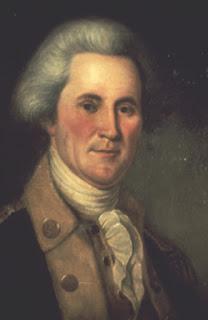 John Sevier's portrait by Charles Willson Peale