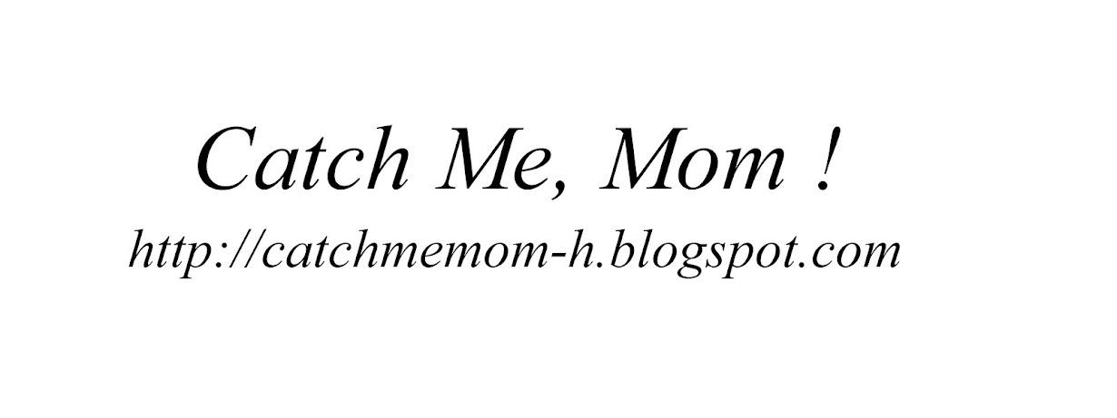Catch Me, Mom !