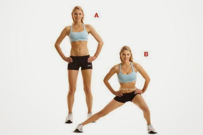 Bacakları Sıkılaştıran En Etkili 10 Egzersiz