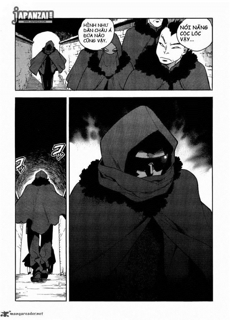 Aiki chap 81 - Trang 15