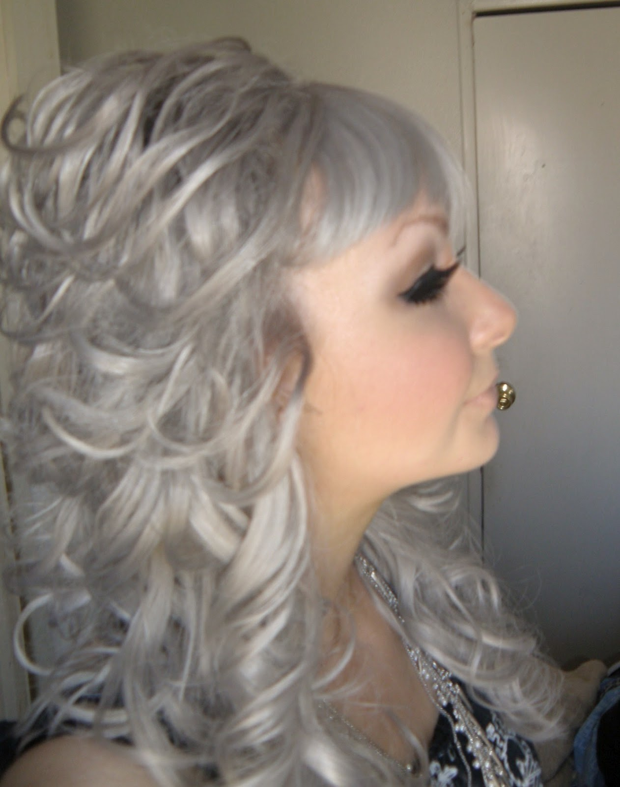 Pravana Silver Hair Color Review Hairs Picture Gallery