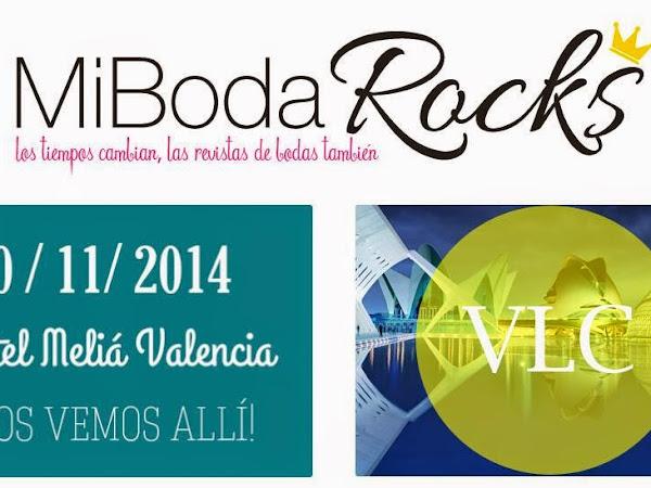 Participa en Mi Boda Rocks Experience Valencia