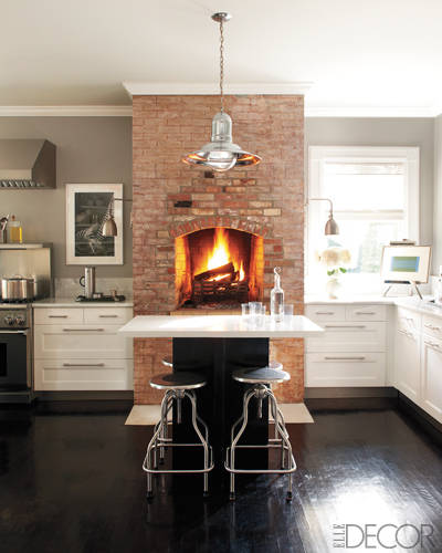 traditional elle decor kitchen  design