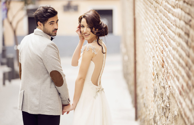 boda urbana madrid ramon herreraias vestido novia urban wedding
