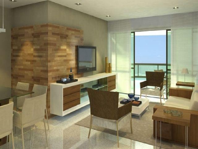 decoracoes de interiores de apartamentos:Apartamentos decorados pequenos: Fotos e Dicas
