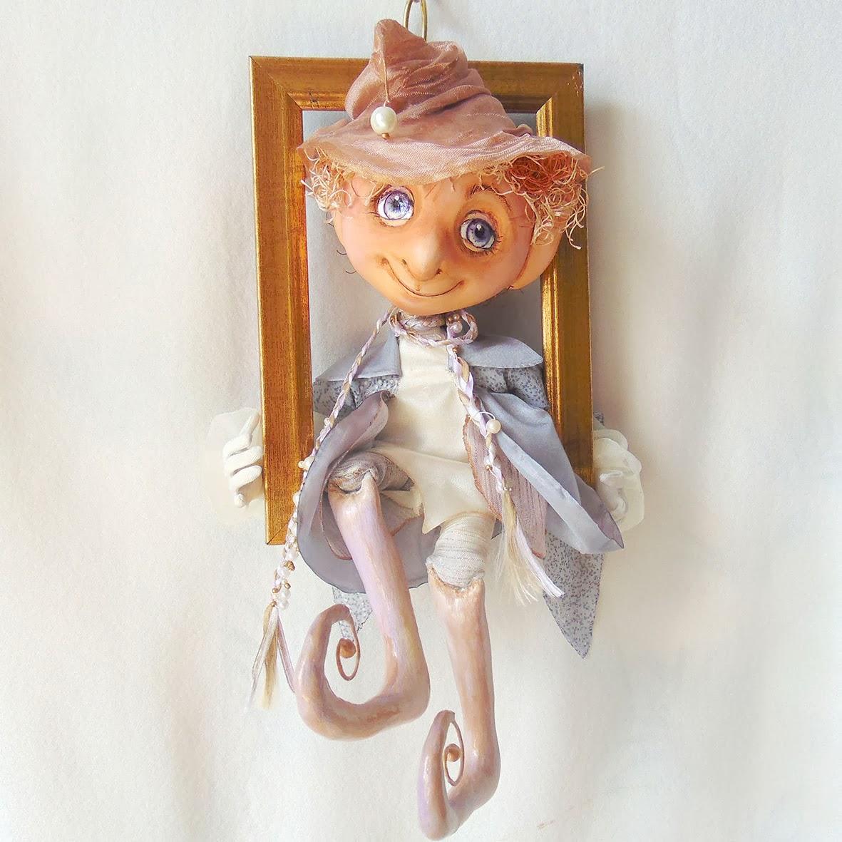 Грунтовка для текстильной куклы своими руками 5