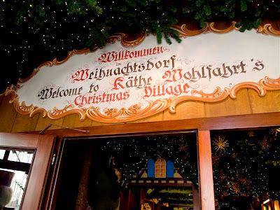Käthe Wohlfahrt, el Pueblo de la Navidad