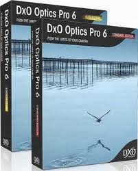 DxO Optics Pro 6 Elite