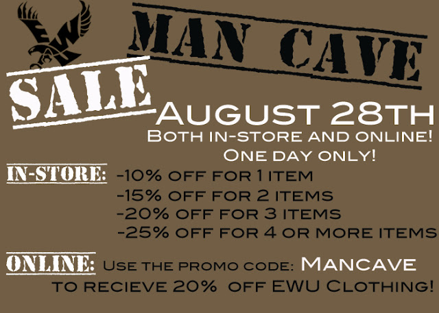 Man Cave Store Spokane : Ewu bookstore news spokane store opens