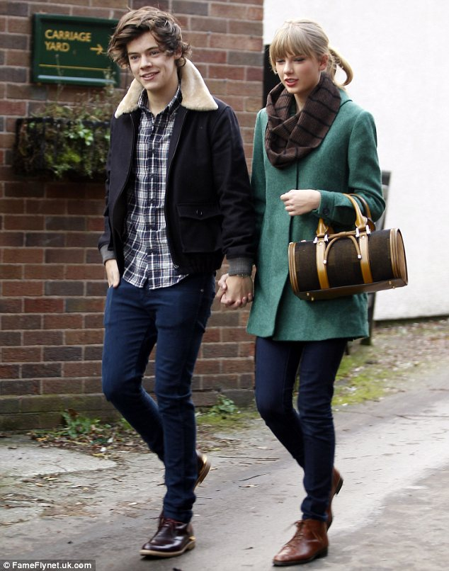 are harry and taylor dating 2012