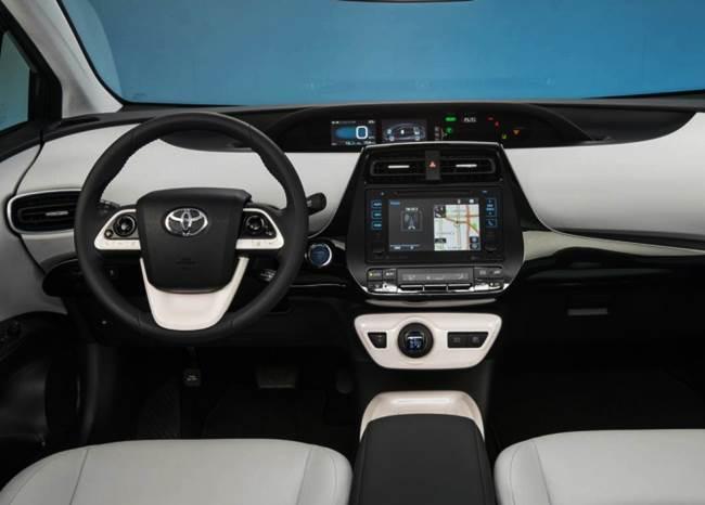 2016 Toyota Prius 1.8L Driven