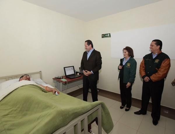 Eruviel Ávila Villegas y Jorge Olvera García rector de la UAEM