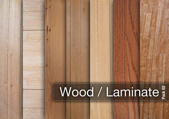 Wood Texture and Laminate Texture