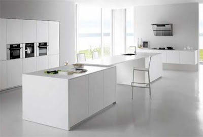Clean Kitchen Design Ideas 2012