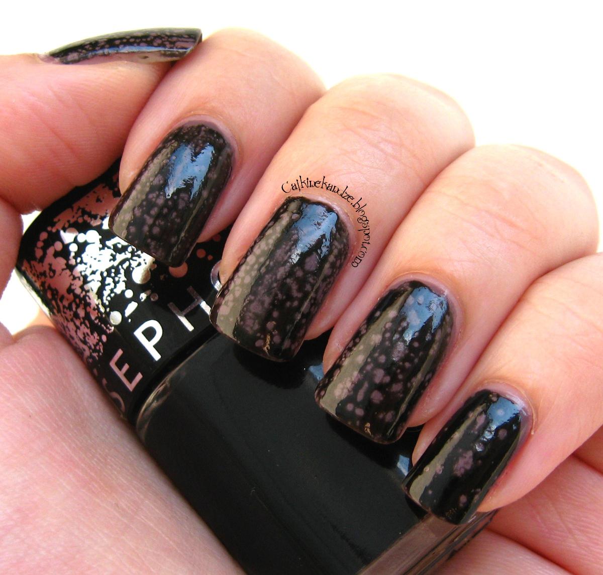 Sephora Nail Designer 07 Marble Art