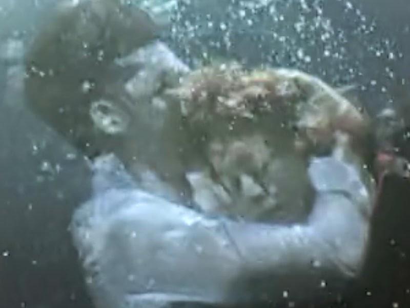 Hyde, Jekyll, Me Underwater
