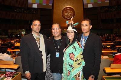 Caribbean Indigenous Delegates