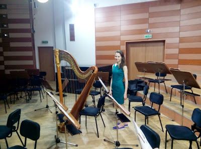 Ralucica la Filarmonica Oltenia Craiova