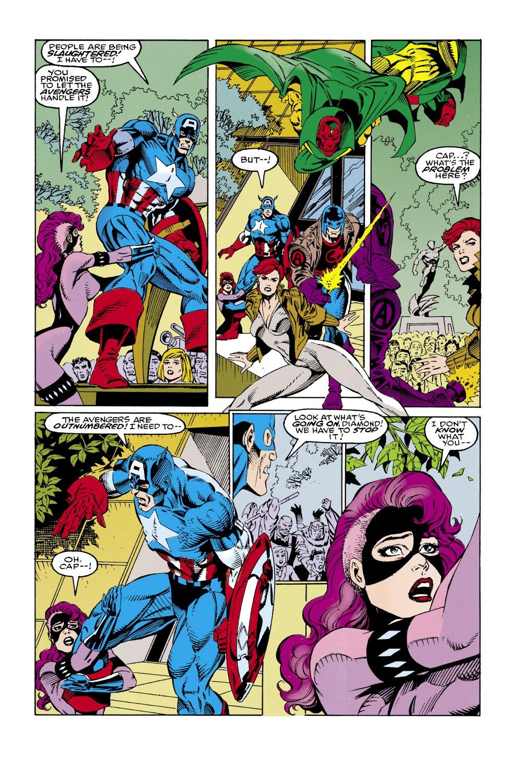 Captain America (1968) Issue #425 #375 - English 26
