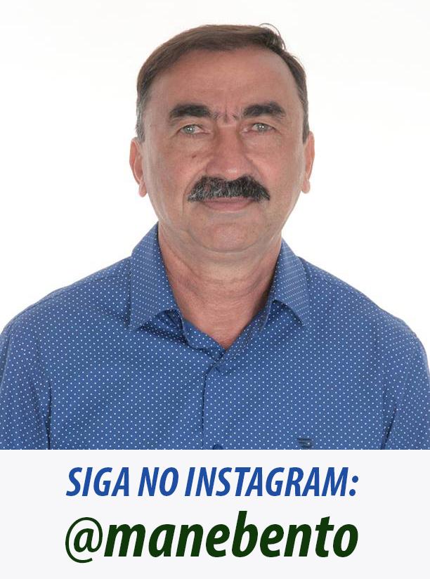VEREADOR MANÉ BENTO