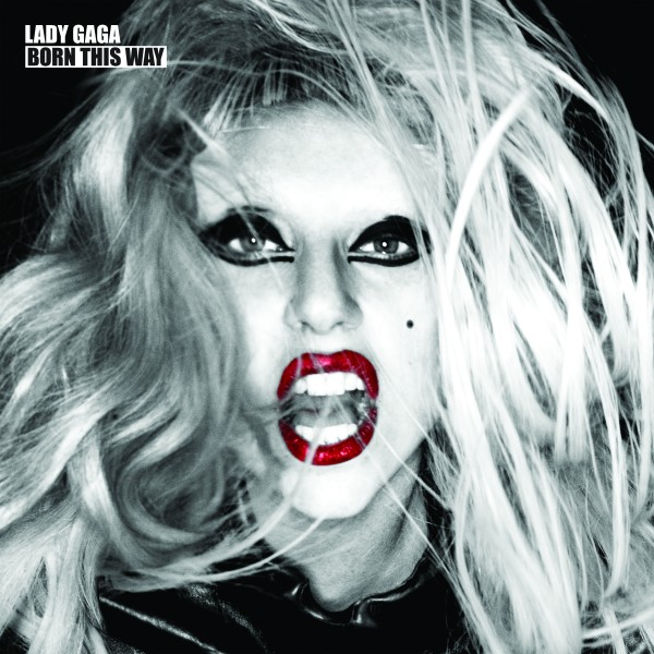 lady gaga born this way deluxe edition cover. hot album art. lady gaga born