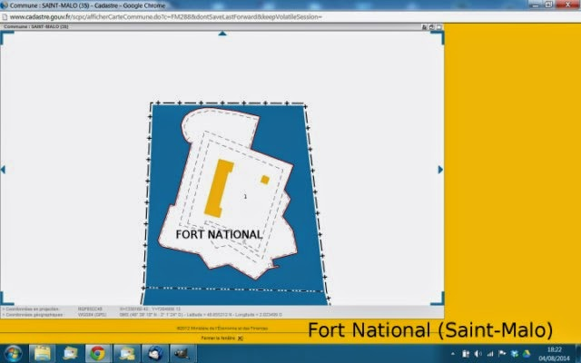 Fort national